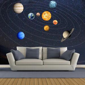 Wandtattoo Planeten Gunstig Kaufen Ebay