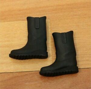 Momo Ruruko Yunora Jenny Licca-Chan  Shoe Casual Boots Black F/S Fedex