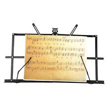New Tabletop Music Stand Metal Sheet Music Holder 4GR3