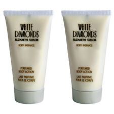 White Diamonds by E.Taylor for Women Combo Pack: Body Lotion 3.4oz (2x 1.7oz)
