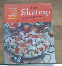 Vintage The Shrimp Cookbook Pamphlet 1966