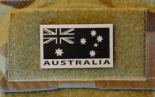 Mini Australian IR Flag Patch Task Force 66 SOTG SASR 2 Commando Infrared