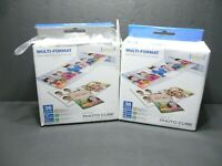 (2) VuPoint Solutions ACS-IP-P20-VP Color Cartridge for Photo Cube Sealed