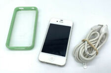 Apple iPhone 4s - 8GB - White (AT&T) A1387 (CDMA + GSM) - W/ Extras - FREE SHIP!