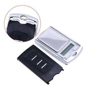 Mini Pocket Digital Car Style Key Scale Ultrathin 100g/0.01g Light Weight Scales