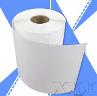 8 rolls Dymo Compatible 4x6 Labels 220 labels per roll