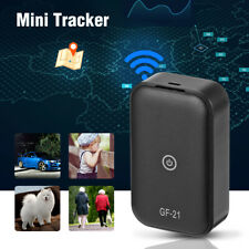 GF21 Mini Magnetic GPS Tracker Real-time Car Truck Vehicle Locator Spy GSM GPRS