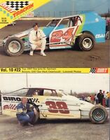 Dirt Trackin' Magazine John St. Germain & Mark Osterhoudt Vol.10 N.22 052118nonr