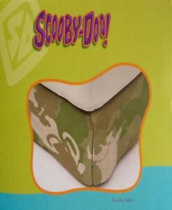 SCOOBY DOO SAFARI  CAMOUFLAGE GREEN TWIN BED SKIRT BEDDING NEW