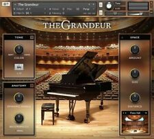 Native Instruments - The Grandeur - Classical Concert Grand Piano VST Library