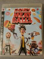 Cloudy With a Chance of Meatballs (Sony PlayStation 3, 2009)