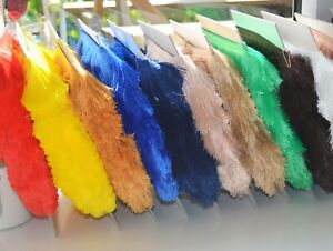 DECORATIVE FINE CUT FRINGE 6 cm width, good selection of 17 bright colours