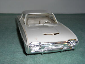 1963 Ford Thunderbird hardtop AMT built kit unpainted