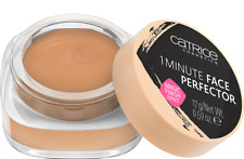 Catrice Mousse Foundation Face Primer Mattifies Cover Pores Sin Imperfections