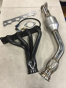 ZZP Midlength Header w/ Catted Downpipe 05+ Cobalt SS LS Ion Redline 2.0 2.2 2.4