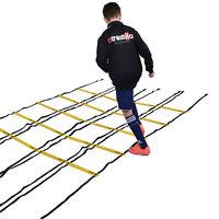Koordinationsleiter 4 Meter Schnelligkeits_Koordination_Individualtraining_4fach
