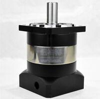 planetary gearbox reducer Ratio 10:1 for 80mm 750w AC servo motor shaft 19mm