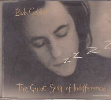 Bob Geldof-the Great Song Of Indifference cd maxi single