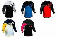 2019 FLY RACING F-16 MOTORCYCLE JERSEY MENS WOMENS KIDS ALL SIZES & COLORS  ATV