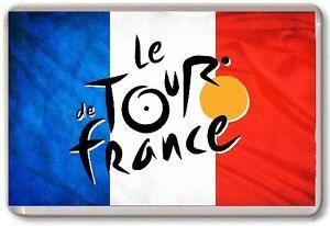 Tour de France Fridge magnet Tricolore