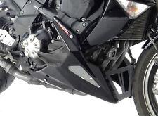 KAWASAKI Z750/Z750S/Z750R 11-12 / Z1000 07-09 Black-Silver Mesh Belly Pan - Powe