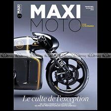 MAXI MOTO 1 HONDA VX 1000 JAPAUTO CBX MARTIN KAWASAKI Z1135 H2 GG VINCENT EGLI