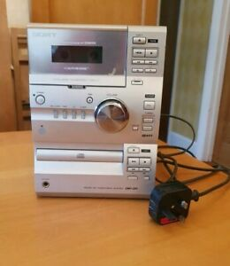 SONY Audio System CMT-CP1 Micro Music System Faulty (Spares Only)