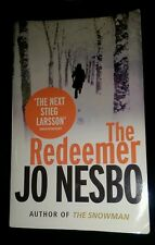 The Redeemer by Jo Nesbo 2009, Paperback Good condition