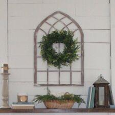 Farmhouse windowframe wall decor  home accent wood 32 inch tall