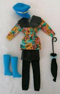 Vintage Barbie Mattel 1993 Pret a Porter Fashions #10765 komplett