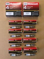 Set of 8: Genuine Ford Motorcraft Nickel Spark Plugs SP413 AGSF32N USA Seller