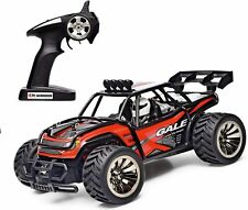 RC Car 1:16 Remote Control Car 2WD High Speed 2.4GHz 50M Off-Road Rock Vehicle