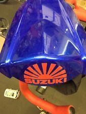 Suzuki Gsxr 1000 K7 K8 Seat Cowl BLUE .Good Condition AO58