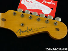 Fender USA Custom Shop 1955 Relic Stratocaster NECK & TUNERS Strat Maple 55