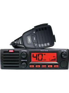 GME Citizen Band 4 Watt 40 Channel 27Mhz Am Cb Radio New Improved Model (TX2720)