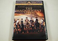 The Magnificent Seven DVD Special Edition Yul Brynner, Steve McQueen