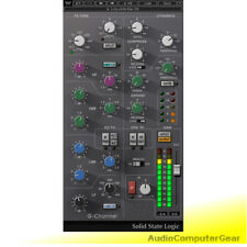 Waves SSL G-CHANNEL Strip 4000 Audio Software Plug-in NEW