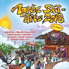 APRES SKI HITS 2018  2 CD NEU