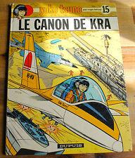 BD YOKO TSUNO - 15 - LE CANON DE KRA EO