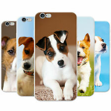 Jack Russell Terrier Dog Snap-on Hard Back Case Phone Cover for Google Phones