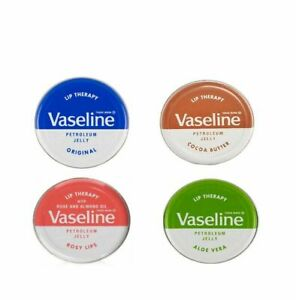 vaseline Lip Therapy Balm  20g Pocket Size Pots