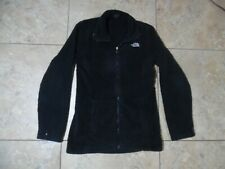 The North Face Fleece Woman's Black Jacket Small