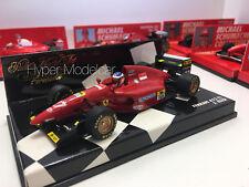 Minichamps 1/43 F1 Ferrari 412 T1 #27 J. Alesi 1994 Art. 430940027