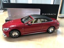 Mercedes Benz, Maybach, Cabriolet, 1:18 Modell, S650, Norev, B66962450