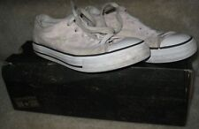 Converse One Star OX Womens Lo Sneakers Size 6 White 503652FT