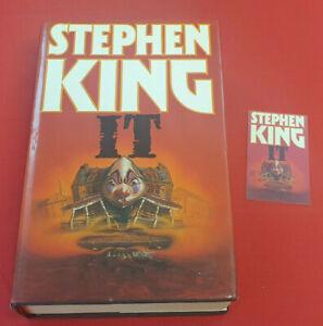 IT ***VGC TRUE 1st/1st UK HODDER & STOUGHTON HARDBACK!!*** Stephen King #3