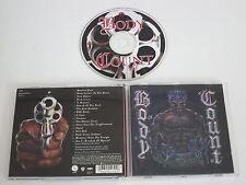 BODY COUNT/BOSY COUNT(SIRE/WARNER BROS. 9362-45139-2) CD ÁLBUM
