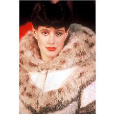 Blade Runner Sean Young as Rachael in fur coat hair up 8 x 10 Inch Photo