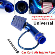 Universal Car Cold Air Intake Filter Alumimum Induction Power Pipe Hose System