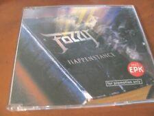 FOZZY happenstance- CD  promo-  metal band  americana-  Chris Jericho frontman